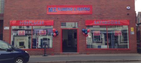 MT Bathrooms Showroom and Plumbing Services
